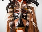Máscaras del Estrecho de Torres se presentarán por primera vez en Vietnam