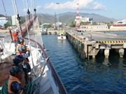 Vietnam promueve el intercambio con fuerzas navales de Camboya y Tailandia