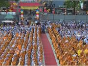 Felicitan a comunidad budista vietnamita por Vesak 2018
