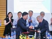 Empresas petroleras de Vietnam y Japón firman acuerdo de cooperación