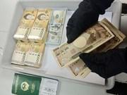Detectan transporte ilegal de dinero a través del aeropuerto de Tan Son Nhat