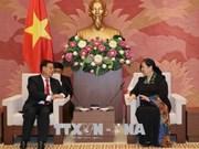 Vietnam listo para compartir experiencia en legislación con Laos
