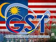 Empresas japonesas apoyan eliminación por Malasia de impuestos sobre bienes y servicios