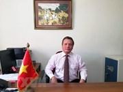 Rinden homenaje a Presidente vietnamita Ho Chi Minh en Argelia