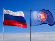 Participa Vietnam en reunión de altos funcionarios ASEAN- Rusia