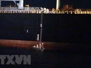 Rescatan a un barco extranjero en el mar vietnamita