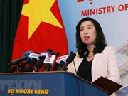 Vietnam exige a China poner fin a ejercicios de aviones bombarderos en Hoang Sa