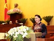 Parlamento aprobará ocho proyectos de ley durante quinto periodo de sesiones