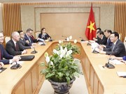 Economía, uno de los pilares de la cooperación Vietnam- EE.UU.