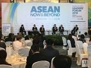 Singapur exhorta a la ASEAN a unirse contra el proteccionismo