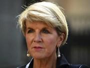 Australia se opone a los ejercicios militares de China en el Mar del Este