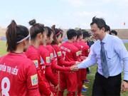 Arranca liga nacional de fútbol femenino de Vietnam