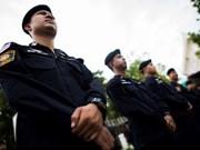 Policía de Tailandia prohíbe manifestaciones cerca de la jefatura de la junta militar