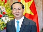 Presidente de Vietnam visitará Japón