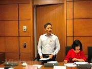 Parlamento de Vietnam concluye segunda jornada de su quinto período de sesiones