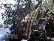 Pérdidas humanas en accidente de avión militar en Tailandia