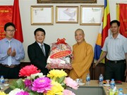 Sangha Budista de Vietnam, puente entre el Partido y Estado con monjes y fieles