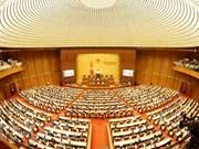 Parlamento de Vietnam debate borradores de Leyes sobre Denuncias y Competencia