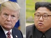 Funcionarios de Estados Unidos viajarán a Singapur para preparar próxima cumbre Trump-Kim