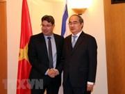 Ciudad Ho Chi Minh busca experiencia de Israel en construcción de urbe inteligente