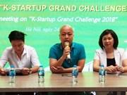 Celebrarán en Vietnam competencia entre empresas emprendedoras