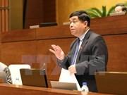 Ministros vietnamitas aclaran ante el Parlamento asuntos de interés del electorado
