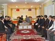 Vietnam asiste al desarrollo de Camboya