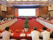 Revisan promulgación de legislaciones en las localidades del Delta del Río Mekong