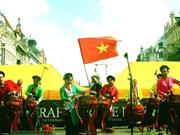 Cultura vietnamita impresiona en el Festival Internacional de Arte y Cultura de Praga
