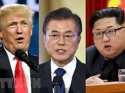 Llega a Singapur jefe de delegación de negociaciones de Corea del Norte