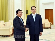 Robustecen nexos entre Partidos Comunistas de Vietnam y China