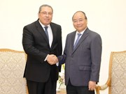 Vietnam atesora la amistad tradicional con Egipto