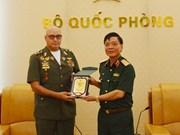 Vietnam y Venezuela fomentan cooperación en defensa