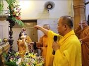 Festeja comunidad vietnamita en la India el Día de Vesak