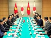 Vietnam y Japón apuestos por fortalecer nexos multifacéticos