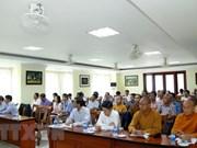 Fortalecen comunidad de vietnamitas en Laos a través de vínculos religiosos