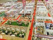 Ciudad Ho Chi Minh acoge exposiciones internacionales de bienes de consumo