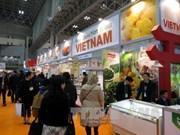 Productos agrícolas de Vietnam son bien recibidos en Japón