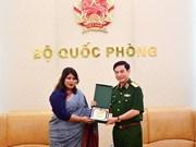 Vietnam y Bangladesh fortalecen la cooperación en defensa