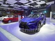 Efectuarán mayor exposición de automóviles en Vietnam en octubre