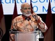 Primer ministro indio destaca sólidos nexos en defensa con Singapur