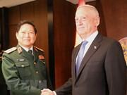 Diálogo de seguridad de Asia: Vietnam y EE.UU fortalecen cooperación