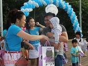 Comunidad vietnamita en República Checa celebra Día Internacional de Infancia