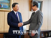 Vietnam y Japón acuerdan intensificar cooperación en seguridad pública