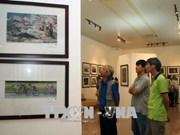 Exponen en Vietnam obras de más de 140 fotógrafos internacional