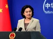 China comprometido a promover la cooperación con ASEAN en sectores clave