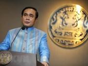 Tailandia: Gobierno planea reunirse con partidos políticos