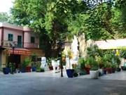 Hotel para huérfanos y ancianos en provincia survietnamita de Binh Duong