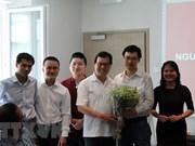 Promueven aportes de intelectuales vietnamitas en Suiza para desarrollo nacional