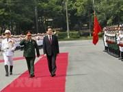 Vietnam y Corea del Sur firman memorando en asistencia humanitaria